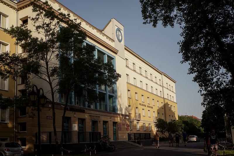 Budynek WPiA/INPUO